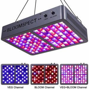 BLOOMSPECT Dimmable Series 1200W LED Grow Light