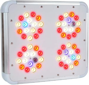 Led grow light brand LEDTonic and model Z5